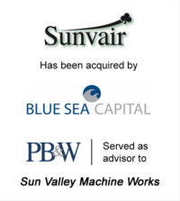 Sunvair Aerospace & Defense Acquisitions